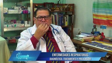 ConsulTV - Atención y Prevención de las Enfermedades Respiratorias.
