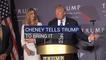 "Cheney Tells Trump to ""Bring It"""