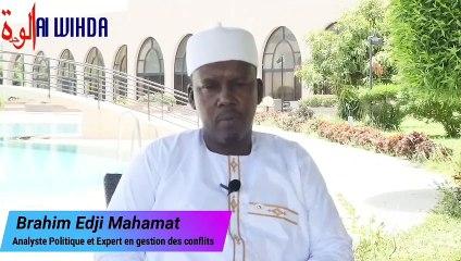 """""""Les États n'arrivent pas à décentraliser, les régions sont délaissées"""", Brahim Edji Mahamat"""