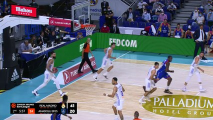 Real downs Efes in season opener | Round 1, Highlights | Turkish Airlines EuroLeague