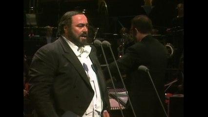"""Luciano Pavarotti - Verdi: I Lombardi: """"La mia letizia infondere"""""""