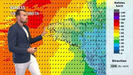 Illustration de l'actualité La météo de votre mardi 5 octobre 2021