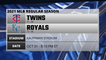 Twins @ Royals Game Preview for OCT 01 -  8:10 PM ET