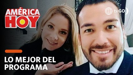 América Hoy: ¿Sofía Franco retomó relación amorosa con Álvaro Paz de la Barra? (HOY)