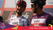 Il Giro di Sicilia EOLO 2021   Stage 4   Pre-race interviews