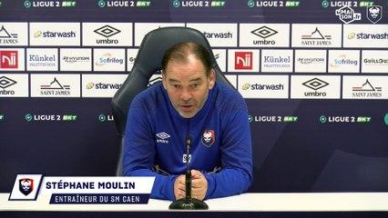J11 Ligue 2 BKT : La conférence de presse avant SMCaen / Valenciennes FC