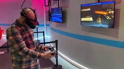 Biggest virtual reality videogame centre outside of London reports strong start after Hartlepool launch