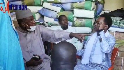 Cherté de vie à N'Djamena : le conseiller économique du PCMT visite les marchés
