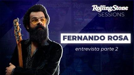 """PARTE 2: FERNANDO ROSA: """"QUERIA TOCAR COMO BERG""""  ENTREVISTA I RS"""