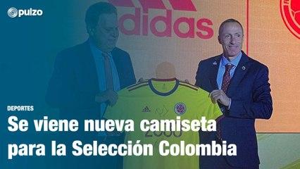 Selección Colombia: anuncian cuándo saldrá nueva camiseta   Pulzo
