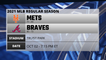 Mets @ Braves Game Preview for OCT 02 -  7:15 PM ET