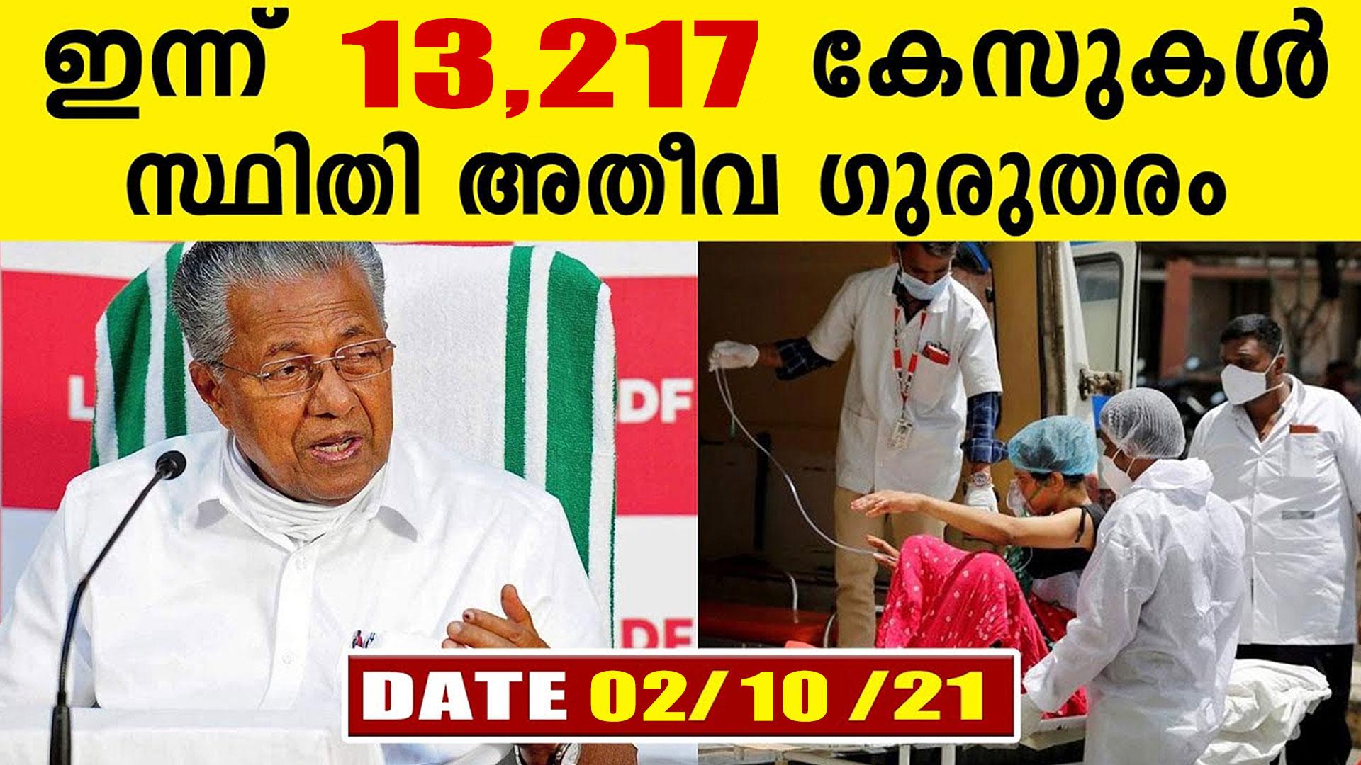 Kerala pandemic update