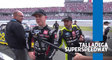 Nemechek on Crafton: 'I don't know what he's mad about, he's old man'