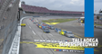 Trucks hit the track at Talladega for the NASCAR Playoffs