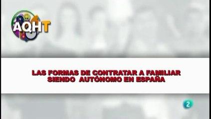 LAS FORMAS DE CONTRATAR A FAMILIAR SIENDO AUTÓNOMO EN ESPAÑA
