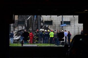 Un avion de tourisme s'écrase près de Milan: huit morts
