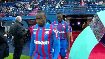 J11 Ligue 2 BKT : Le résumé vidéo de SMCaen 1-2 Valenciennes FC