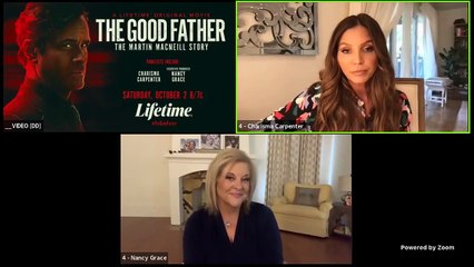 Charisma Carpenter & Nancy Grace Bring Lifetime's The Good Father The Martin MacNeill Story To Life(1)
