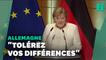 Allemagne: Merkel exhorte les partis au dialogue après les élections