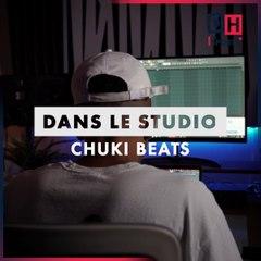 Dans le studio : Chuki Beats, le plus américain des producteurs belges