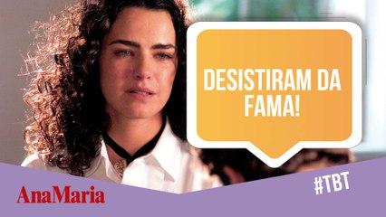ANA PAULA ARÓSIO, DAVI LUCAS E MAIS: 5 ARTISTAS QUE DESISTIRAM DA FAMA! ONDE ANDAM?