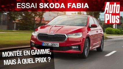 Skoda Fabia : montée en gamme, mais à quel prix ?