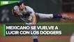 Julio Urías y los Dodgers empatan la serie ante los San Francisco Giants