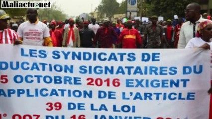 Mali : l'actualité du jour en Bambara Lundi 04 Octobre 2021