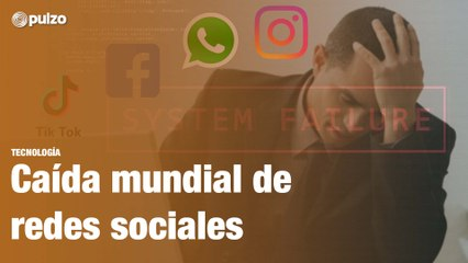 Facebook, WhatsApp e Instagram se cayeron este lunes: detalles de la crisis que vivieron   Pulzo