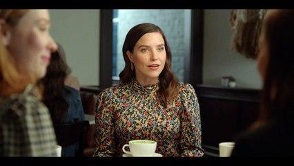 FALSE POSITIVE Clip -- Mommy Group- + Trailer (2021)