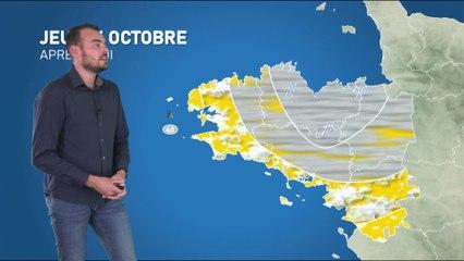 Illustration de l'actualité La météo de votre jeudi 7 octobre 2021