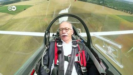 Krieger vuela siguiendo su brújula interior