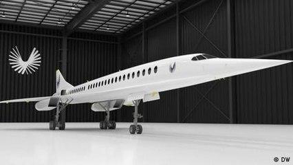 Boom: ¿Vuelve el avión de pasajeros supersónico?