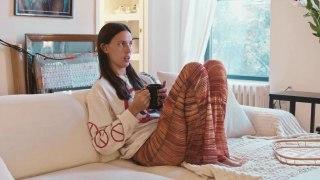 Ruby Aldridge Takes Vogue Behind the Scenes of the Rodarte Show