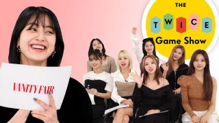 How Well Does TWICE Know Each Other?   TWICE Game Show