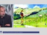 Le JT - 06/10/21 - Pédocriminalité, Aidants, Pastoralisme - Le JT - TéléGrenoble