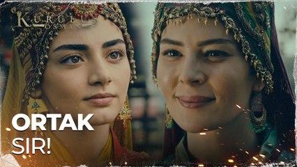 Malhun hatun ve Bala Hatun'un sırrı - Kuruluş Osman 65. Bölüm