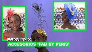 La joven CEO: diseñadora de accesorios de moda