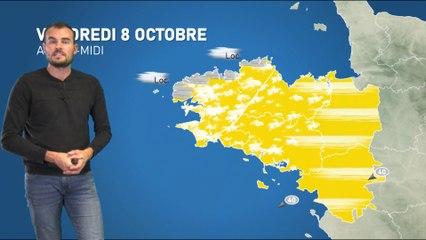 Illustration de l'actualité La météo de votre vendredi 8 octobre 2021