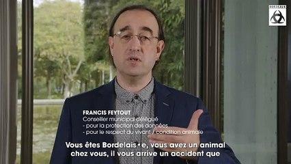Francis Feytout : une carte d'urgence pour porter secours à votre animal
