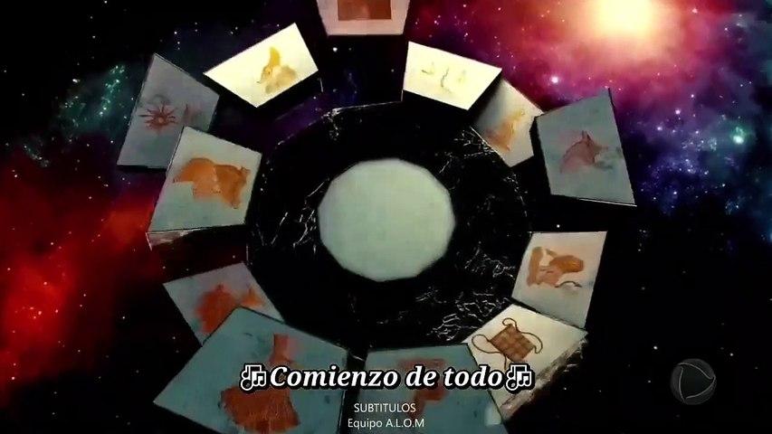 GENESIS subtitulado español episodio 176