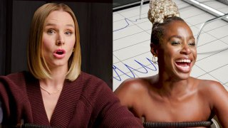 Kristen Bell and Kirby Howell-Baptiste Take a Lie Detector Test