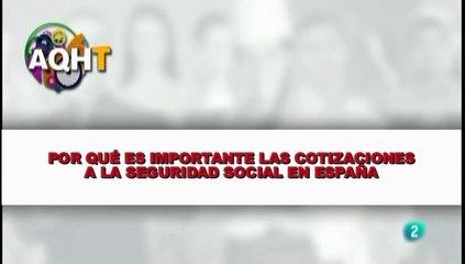 POR QUÉ ES IMPORTANTE LAS COTIZACIONES A LA SEGURIDAD SOCIAL EN ESPAÑA