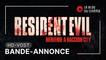 RESIDENT EVIL - BIENVENUE À RACCOON CITY : bande-annonce [HD-VOST]
