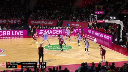 Barcelona stays perfect in Munich! | Round 2, Highlights | Turkish Airlines EuroLeague