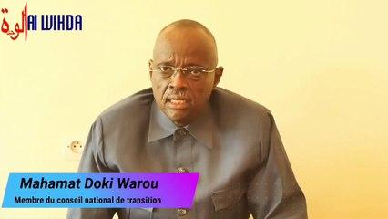 """Tchad : """"Nous ferons de notre mieux"""" (Doki Warou)"""
