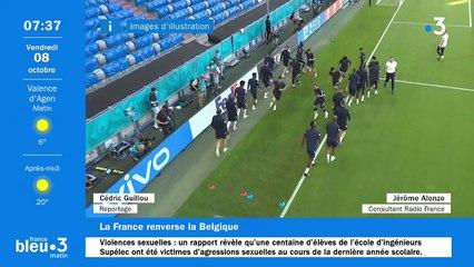 08/10/2021 - Le 6/9 de France Bleu Occitanie en vidéo