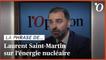 Laurent Saint-Martin (LREM): «Nous devons poursuivre les investissements dans le nucléaire pour atteindre la neutralité carbone»