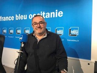Patrice Gausserand, organisateur du Festival des lanternes de Blagnac