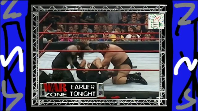 Triple H Stops The Undertaker & Stone Cold's WWF Title Match And A Huge Brawl Breaks Out! 8/2/99